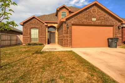Odessa Single Family Home For Sale: 6959 Xit Ranch Rd.