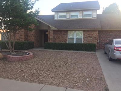 Odessa Single Family Home For Sale: 2401 Bobwhite Dr