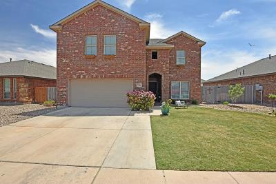 Odessa Single Family Home For Sale: 7224 Raphael