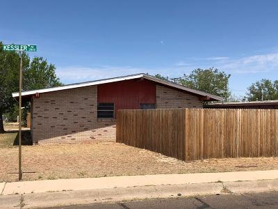 Midland Multi Family Home For Sale: 200-202 N Powell