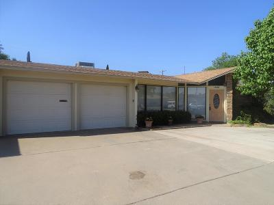Odessa Single Family Home For Sale: 1402 Parker Dr