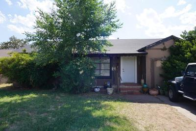 Midland Single Family Home For Sale: 1305 Colorado Ave