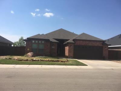 Odessa Single Family Home For Sale: 7205 Raphael St