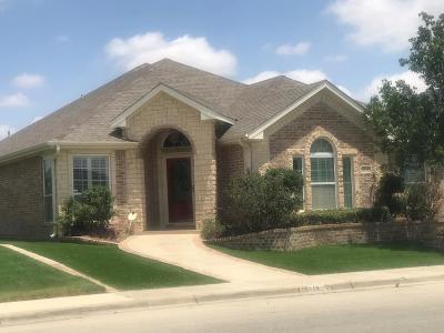 Odessa Single Family Home For Sale: 6919 Stonehenge Rd