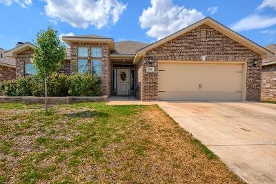 Odessa Single Family Home For Sale: 501 E 95th St