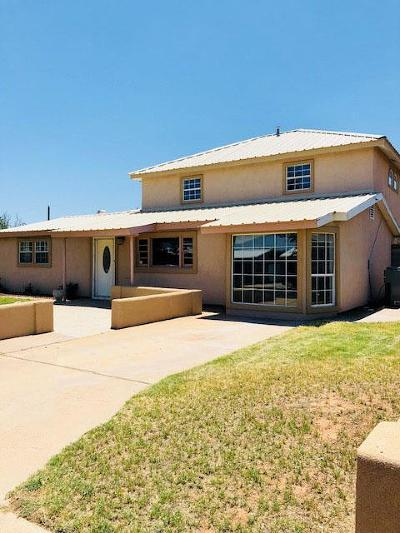 Odessa Single Family Home For Sale: 705 Placer Ave