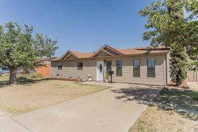 Odessa TX Single Family Home For Sale: $199,999