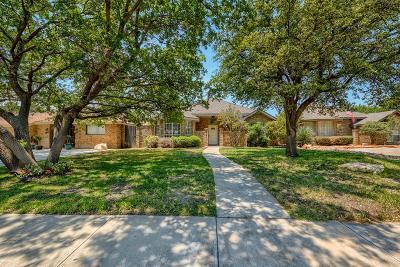 Odessa Single Family Home For Sale: 2509 Bobwhite Dr