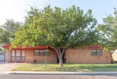 Odessa Single Family Home For Sale: 2743 E 11th St