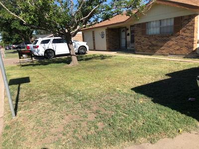 Odessa Single Family Home For Sale: 1549 E 52nd St