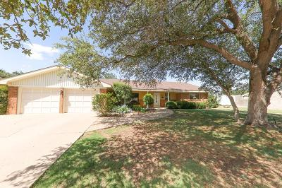Odessa Single Family Home For Sale: 1408 Haywood Ave