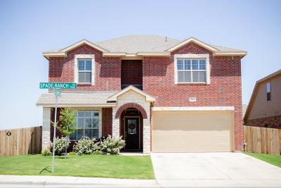 Odessa Single Family Home For Sale: 7001 Spade Ranch Rd.
