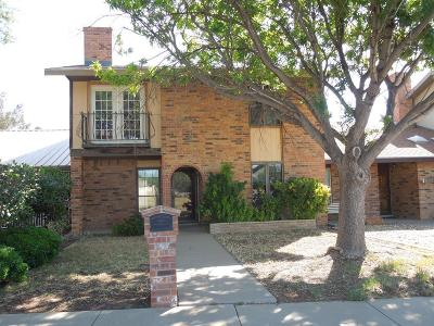 Odessa Single Family Home For Sale: 1306 French Ave