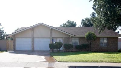 Odessa Single Family Home For Sale: 4235 Candy Lane