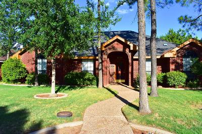 Midland Single Family Home For Sale: 5108 Ashdown Place