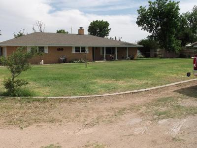 Odessa Single Family Home For Sale: 6849 W 26th St