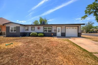 Odessa Single Family Home For Sale: 400 E 47th St