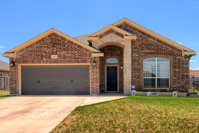 Odessa Single Family Home For Sale: 510 E 95th St