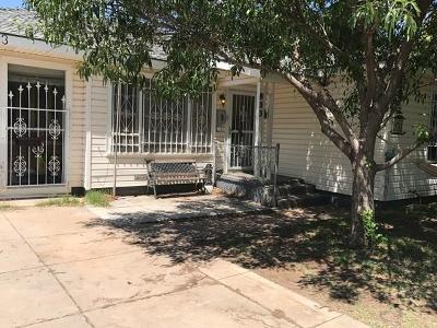 Odessa Single Family Home For Sale: 803 E 18th St