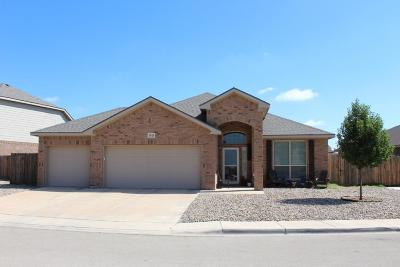 Odessa Single Family Home For Sale: 3924 Roma