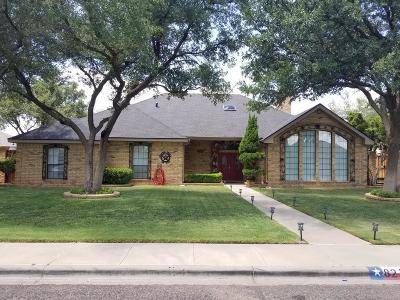 Odessa TX Single Family Home For Sale: $479,900