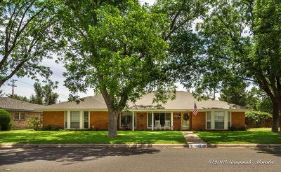 Midland Single Family Home For Sale: 3203 Stutz Dr