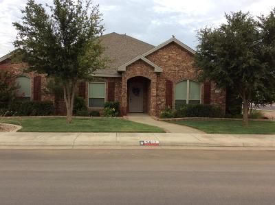 Midland Single Family Home For Sale: 5817 Sabine