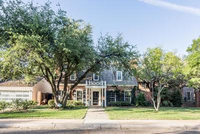 Midland Single Family Home For Sale: 2005 Sinclair Ave