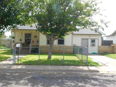 Odessa Single Family Home For Sale: 3105 N Hancock Ave