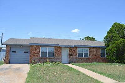 Odessa Rental For Rent: 1608 W 20th St