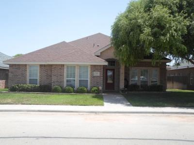 Odessa Single Family Home For Sale: 7008 Stonegate