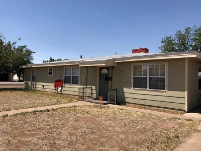 Odessa Single Family Home For Sale: 1811 Santa Monica