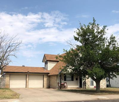 Single Family Home For Sale: 8734 Lamar Ave