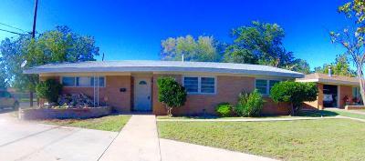 Odessa Single Family Home For Sale: 1201 E 43rd St