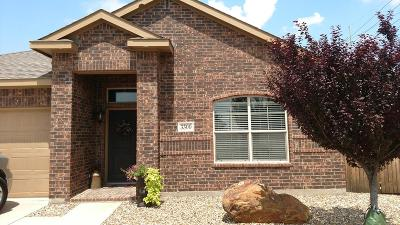 Odessa Single Family Home For Sale: 3300 Rembrandt Ave