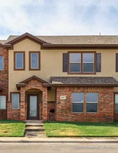 Odessa Single Family Home For Sale: 1407 Old Course Rd
