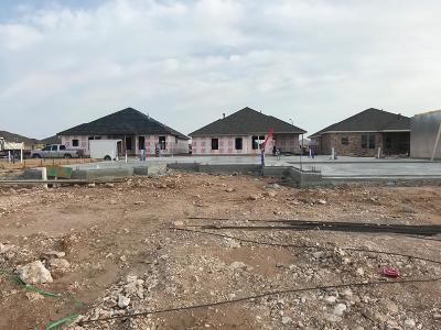 Odessa Single Family Home For Sale: 1807 E Cajun St