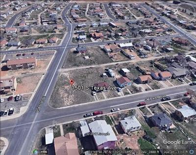 Odessa Residential Lots & Land For Sale: 1501 S Texas Ave