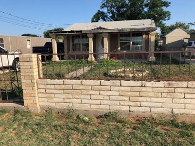 Odessa Single Family Home For Sale: 223 Orchard Dr
