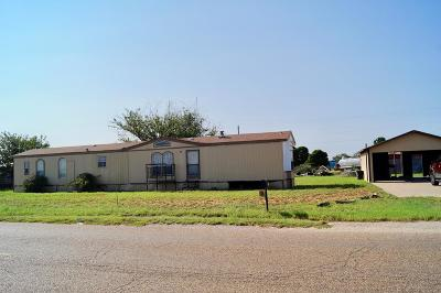 Odessa Single Family Home For Sale: 5525 W Maxwell Dr