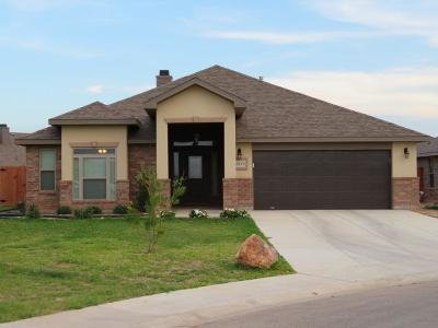 Odessa Single Family Home For Sale: 1030 E 93rd