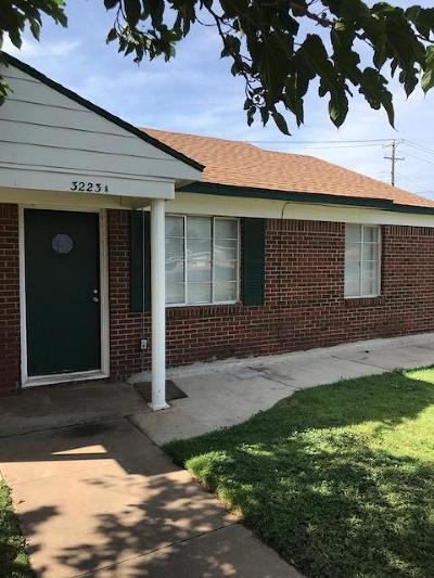 Midland Single Family Home For Sale: 3223 A Storey Ave