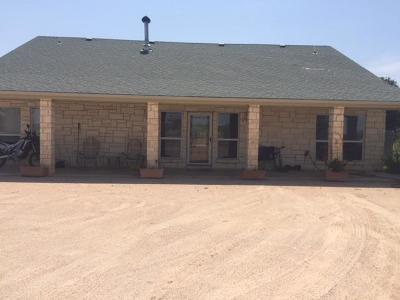 Midland Single Family Home For Sale: 6100 W Hwy 80