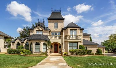 Odessa Single Family Home For Sale: 8 Santa Fe Place
