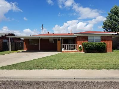Odessa TX Single Family Home For Sale: $186,900