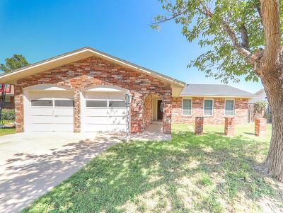 Odessa Single Family Home For Sale: 3736 Oakridge Dr