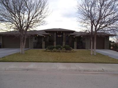 Odessa Single Family Home For Sale: 2905 San Saba Court