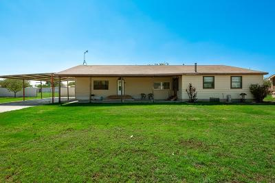 Odessa Single Family Home For Sale: 1209 N Ave F