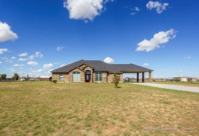 Odessa Single Family Home For Sale: 1775 Trail Dr