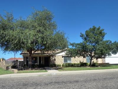 Odessa Single Family Home For Sale: 2 Richmond Ct
